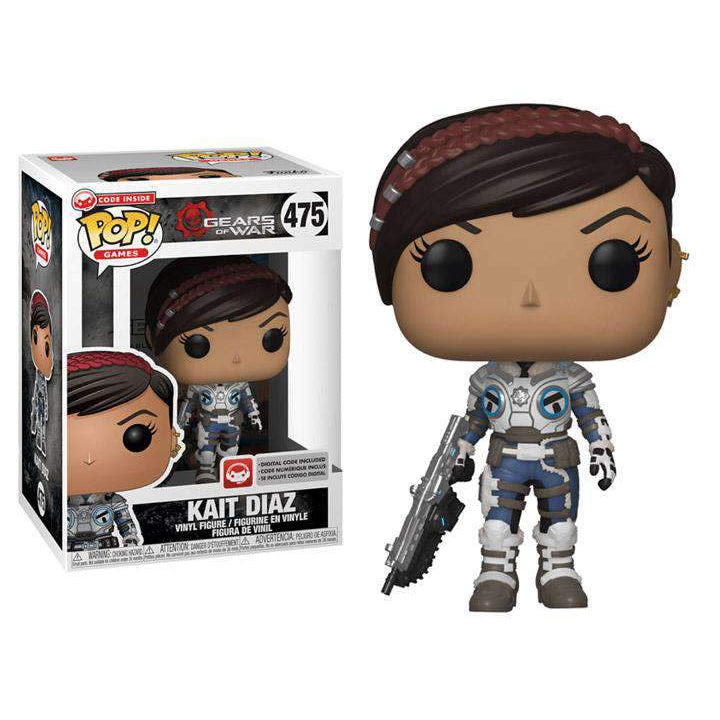 Image of Pop! Games: Gears of War - Kait Diaz - JUNE 2019