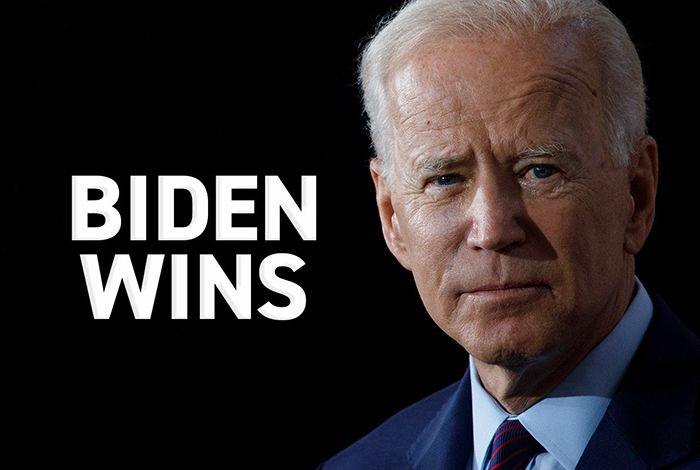 Joe Biden Election 2020 NL