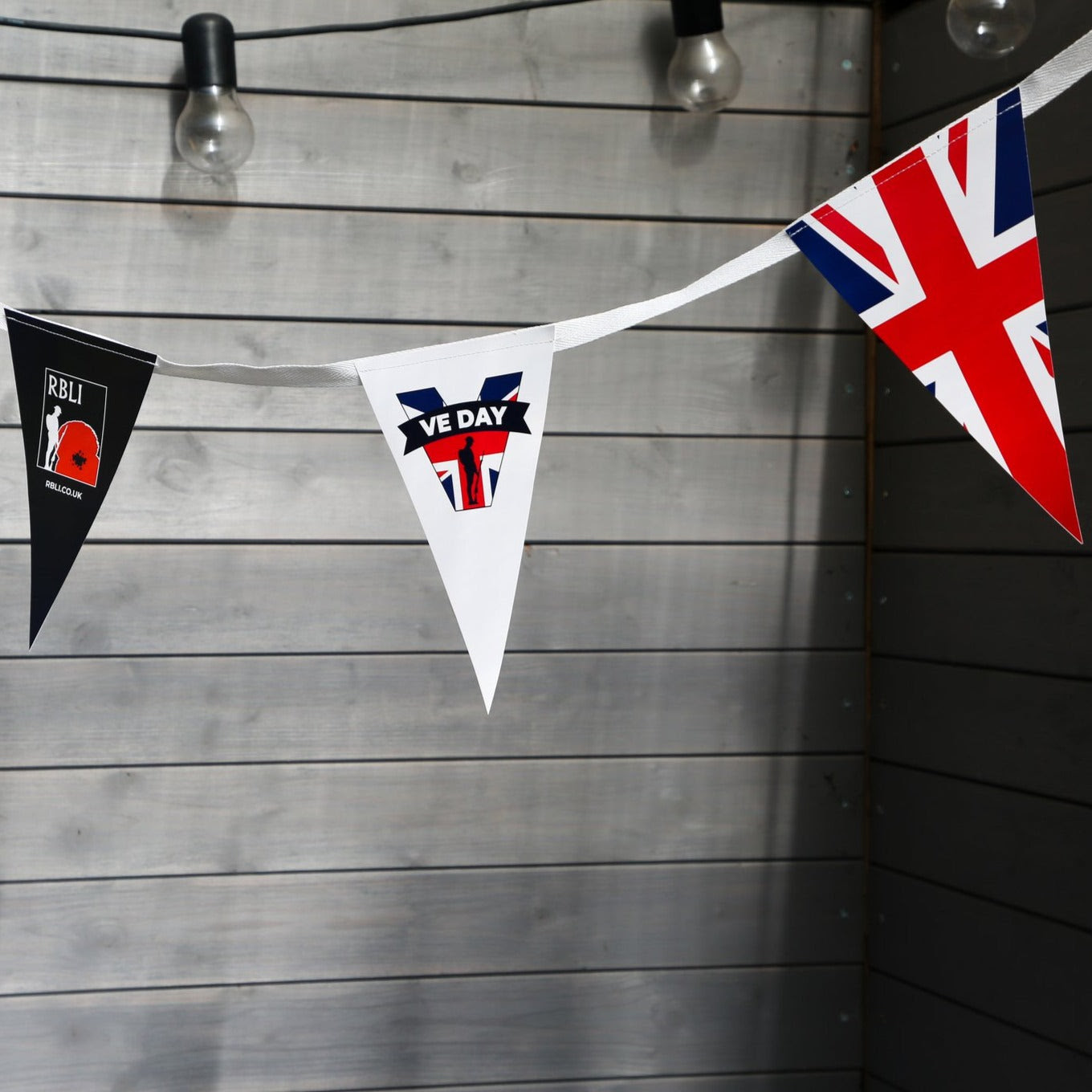 VE Day 2021 Union Jack Tommy Bunting