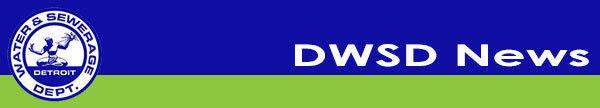 Detroit Water & Sewerage Department News