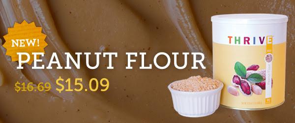 New! Peanut Flour | only $15.09