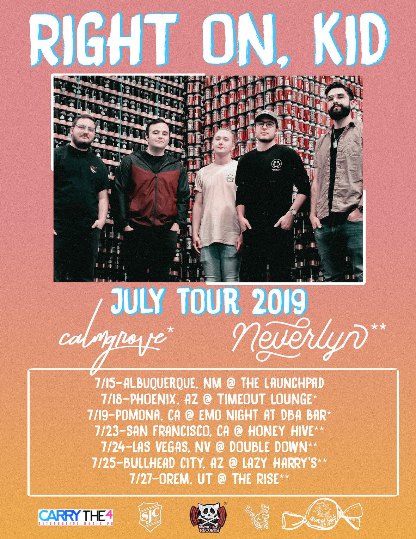 rok july tour flyer 2k19