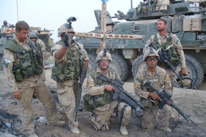 Afghanistan veteran recounts brutal battle