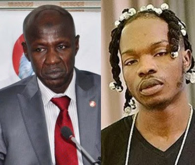 EFCC Boss Magu Seeks Partnership With Nigerian Entertainers As He Speaks On Naira Marley's Prosecution
