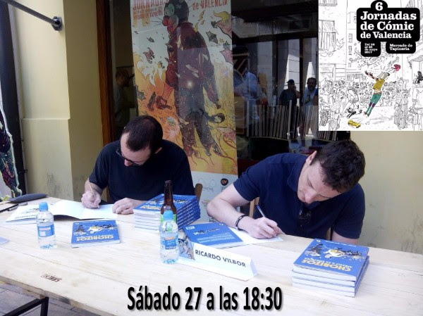Ricardo Vilbor y Ricar Gonzalez