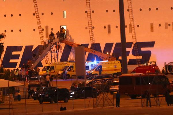 Φωτιά στο πλοίο «Ελευθέριος Βενιζέλος»: Ευχαρίστιες από την ΑΝΕΚ σε επιβάτες και Aρχές