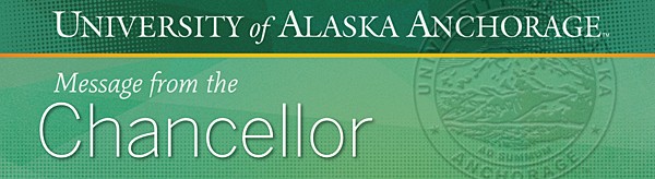 UAA - Message from the Chancellor