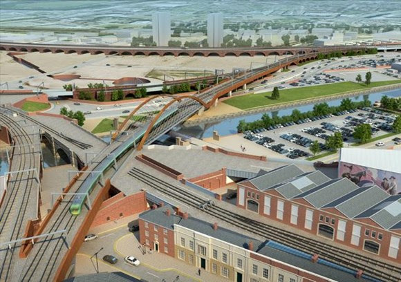 Weekday rail services return to normal after Ordsall Chord work