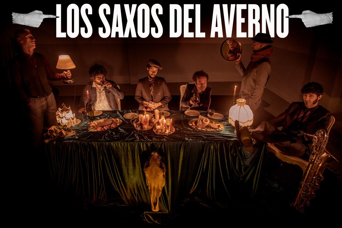 Saxos del Averno cabecera