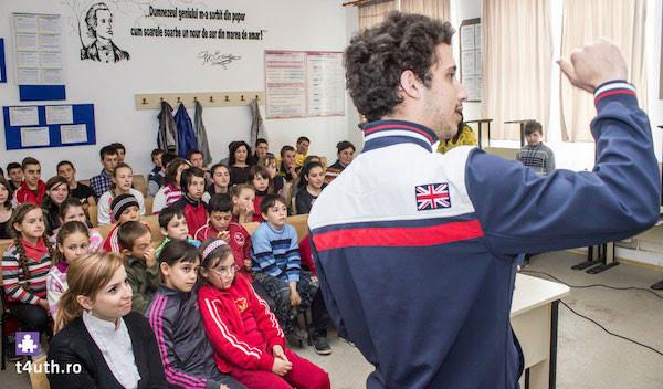 voluntariado europeo profesores