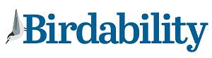 The official Birdability logo