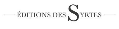 Editions des Syrtes