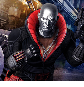 G.I. Joe One:12 Collective Destro
