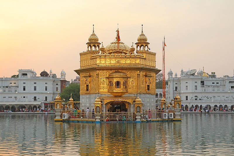 Image Golden Temple in Amritsar