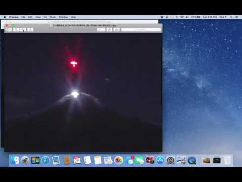 Mysterious LIGHT came out of Volcano Mt Chimborza Ecuador May 28th 2016  Hqdefault