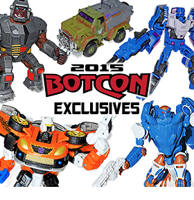 BOTCON 2015 EXCLUSIVES