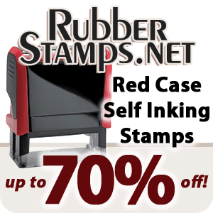 Up to 70% off RubberStamps.net Clearance Items!