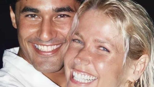 'Indignada', diz Xuxa ao lamentar internação de Luciano Szafir por Covid