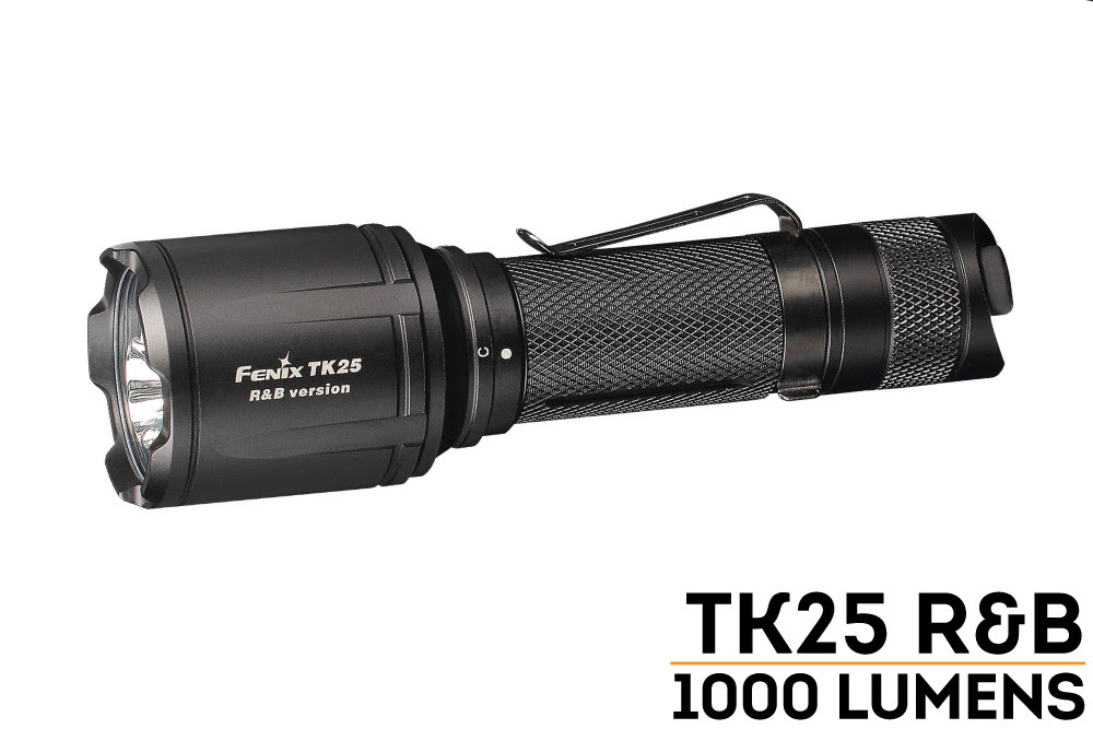 Fenix TK25 R&B LED Flashlight