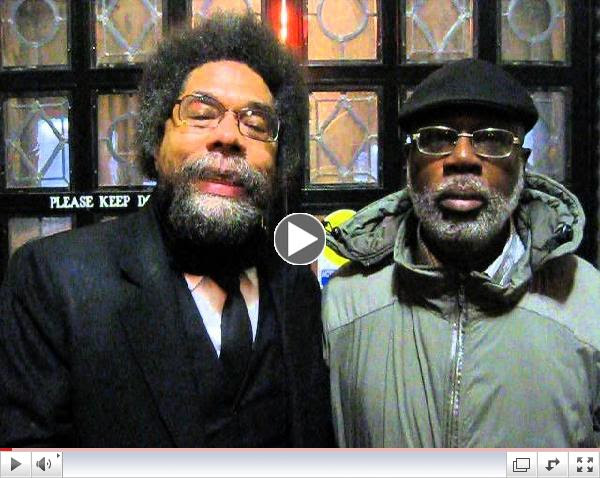 Cornel West and Carl Dix say: Hoodies Up! on February 26
