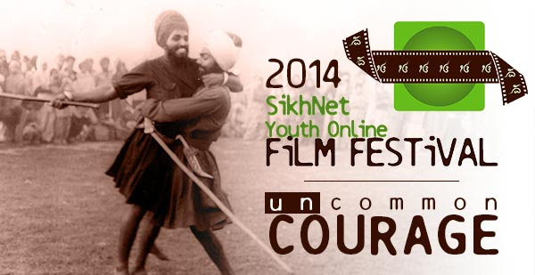 uncommon COURAGE - 2014 SikhNet Youth Online Film Festival
