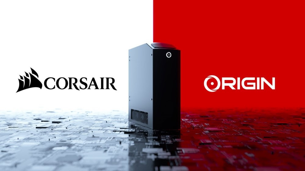 CORSAIR Acquires ORIGIN PC 2