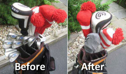 "How to Pack Your Golf Clubs So They Arrive ""Unbroken."""
