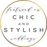 Featured on Chic & Stylish Weddings
