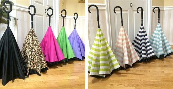 New Inverted Umbrellas!