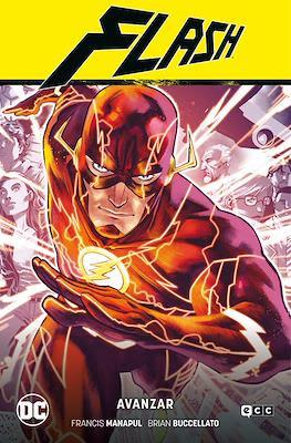 Flash Saga de Francis Manapul y Brian Buccellato (Cartoné) #1