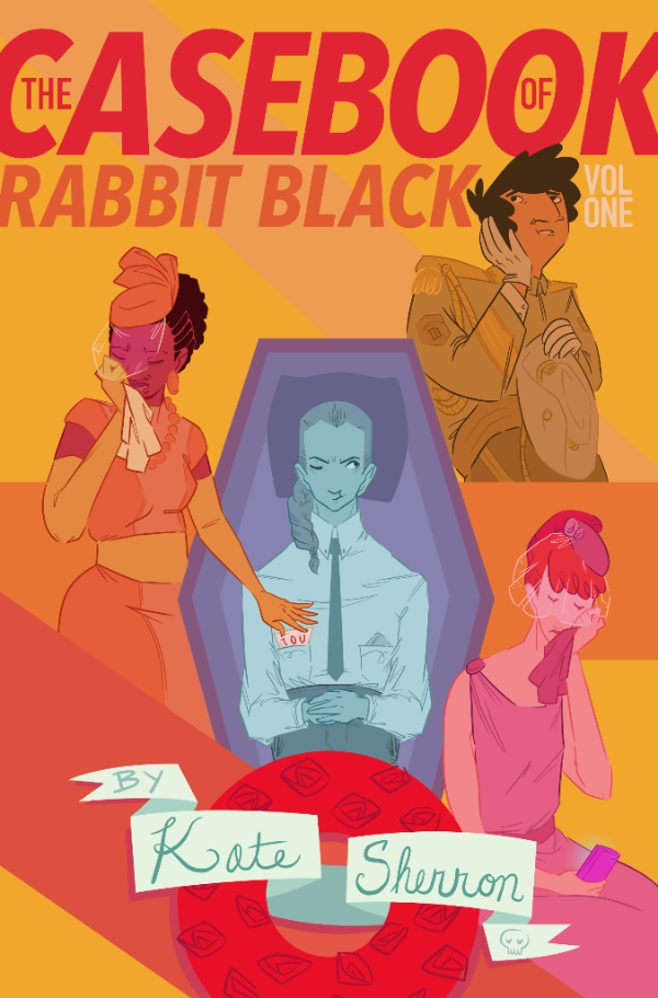 The Casebook of Rabbit Black