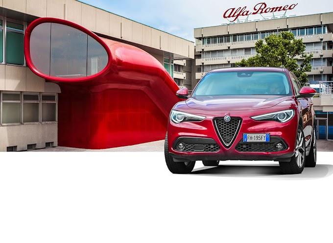 Alfa Romeo Stelvio » Intenso Recorrido por Italia a Bordo de un Italiano de Supremo Glamour