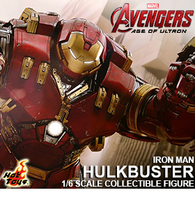 HOT TOYS MOVIE MASTERPIECE HULKBUSTER