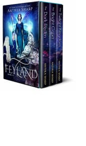 Feyland: The Complete Trilogy by Anthea Sharp