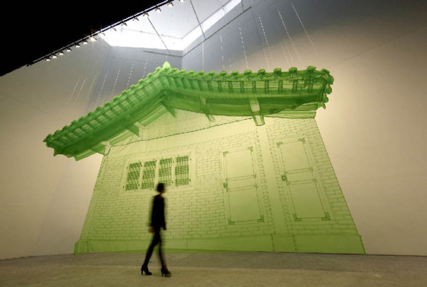 Do Ho Suh North Wall
