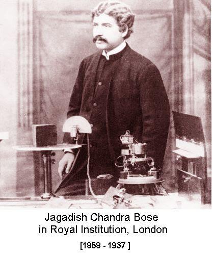 Jagadish Chandra Bose -1