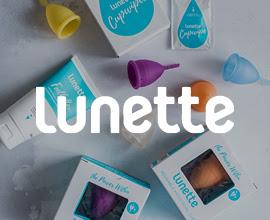 15% off Lunette Menstrual Cups