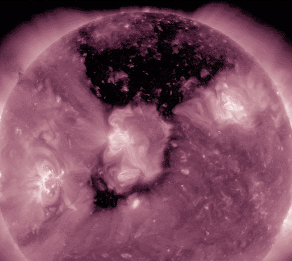 """There's a Monster Hole in the Sun!"" What Is NASA Not Telling Us as Multiple Scientists Die"