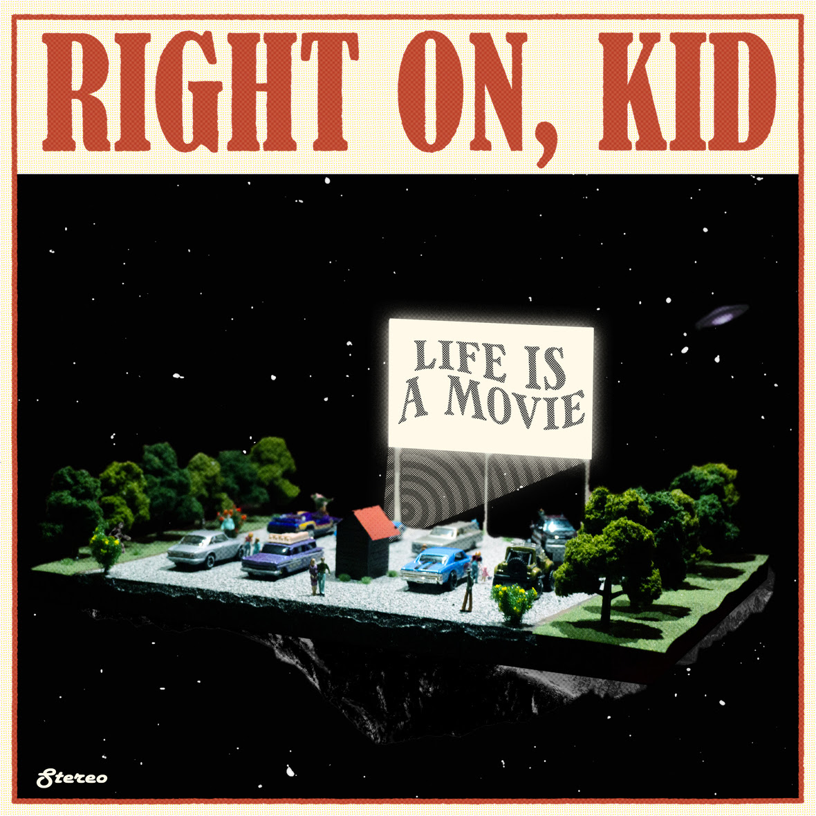 cover art - life is a movie
