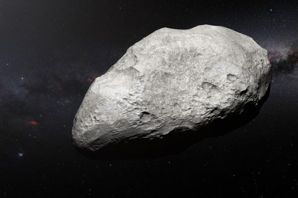 Γιγάντιος αστεροειδής θα περάσει από τη Γη και θα είναι ορατός με γυμνό μάτι