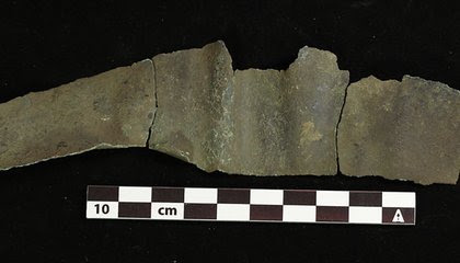 Grave Hints at Interaction Between Early Humans Living in Great Lakes, American Southeast