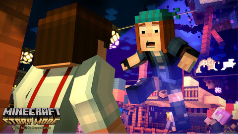 The Minecraft: Story Mode – The Complete Adventure game includes all five episodes of Season One and ...