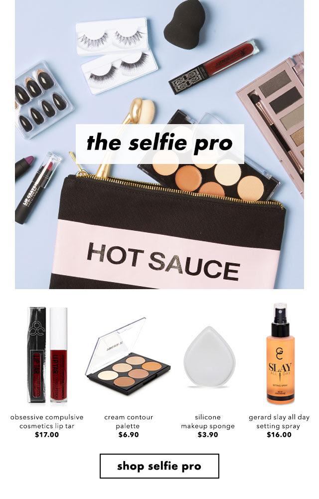 Shop the selfie pro