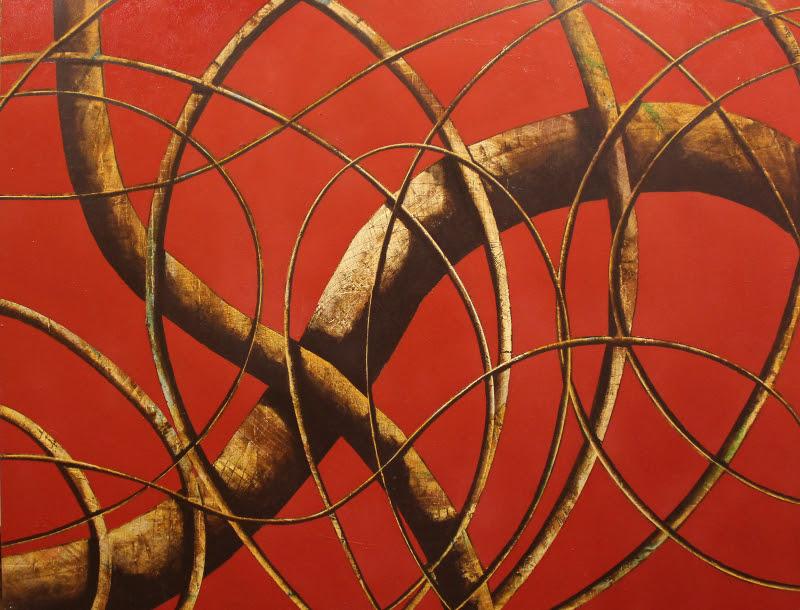 Eduardo Kobra - 160 x 160 cm 2012