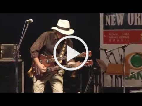 Roy Rogers slide guitar virtuoso Razor's edge