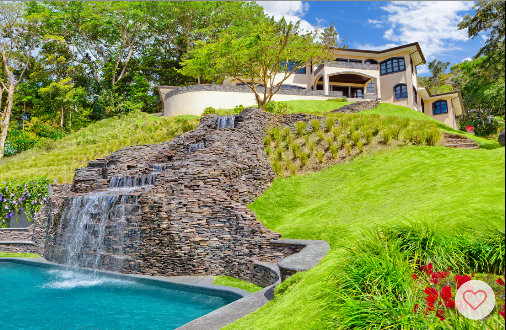Equity Loan Needed for Luxurious Lake View Estate in Arenal. $450,000