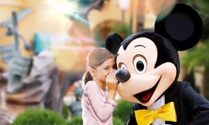 ✈ Disneyland® with Flights or Eurostar