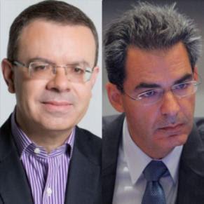 Συναντήσεις Κορυφής στο café του ΙΑΝΟΥ | Μανώλης Κοττάκης & Άγγελος Συρίγος
