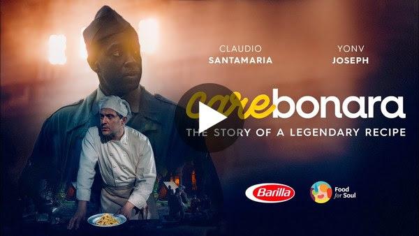 CareBonara | The Origins of Carbonara — A short film by Barilla