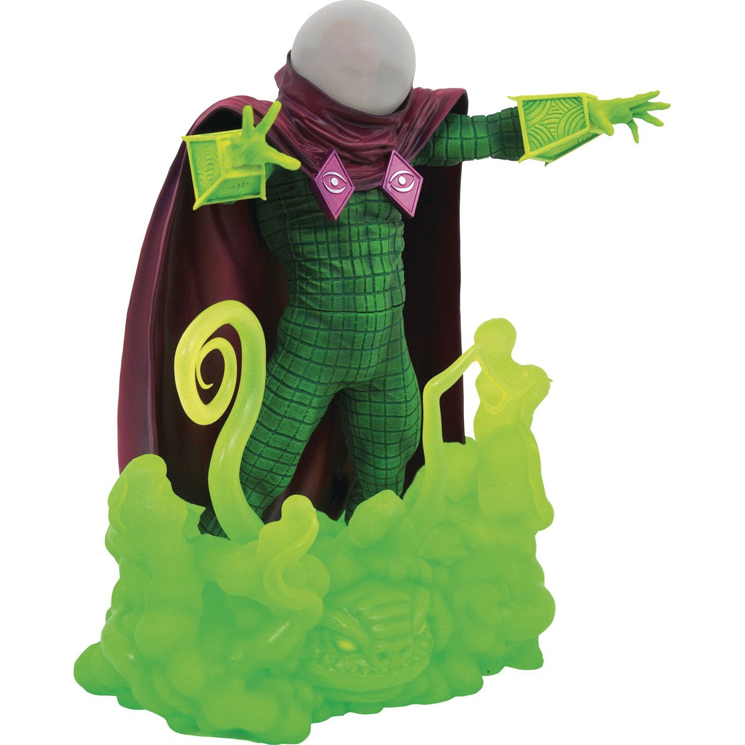 Image of Marvel Gallery Comic Mysterio PVC Statue - JULY 2020
